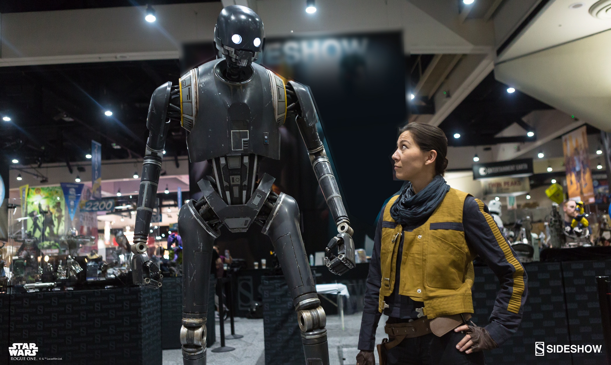 osw.zone Rogue One-Liners: The Best 7 K-2SO Quotes