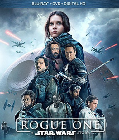 Rogue One: A Star Wars Story now on Blu-ray!