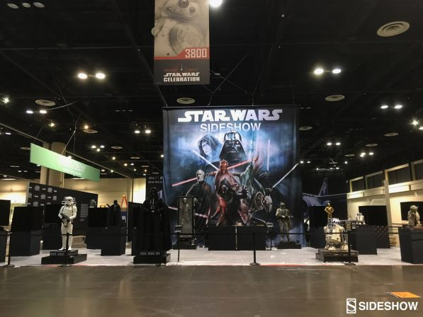 Day One at Star Wars Celebration