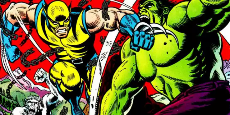 Wolverine And The Hulk: The 15 Biggest Brawls