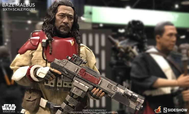 Hot Toys Baze Malbus™ Sixth Scale Figure