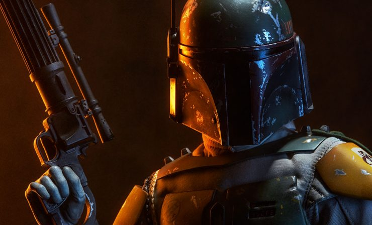 Five Bounty Hunters Who Could Give Boba Fett™ a Challenge