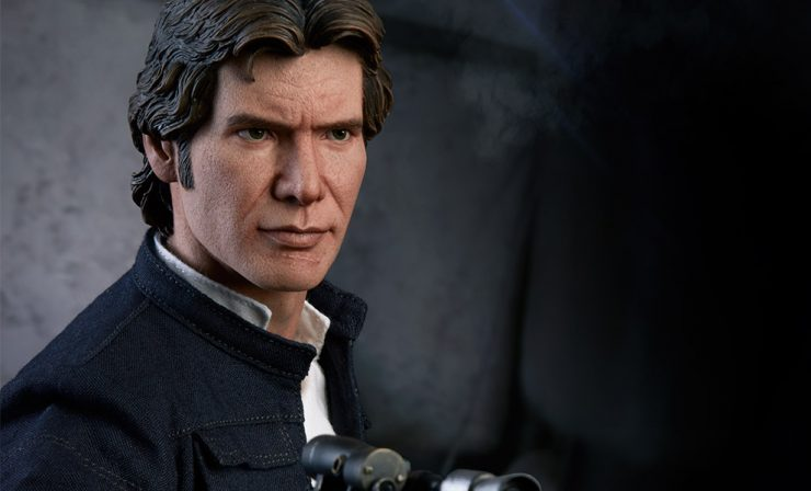 Making a Scoundrel – The Han Solo Premium Format Figure