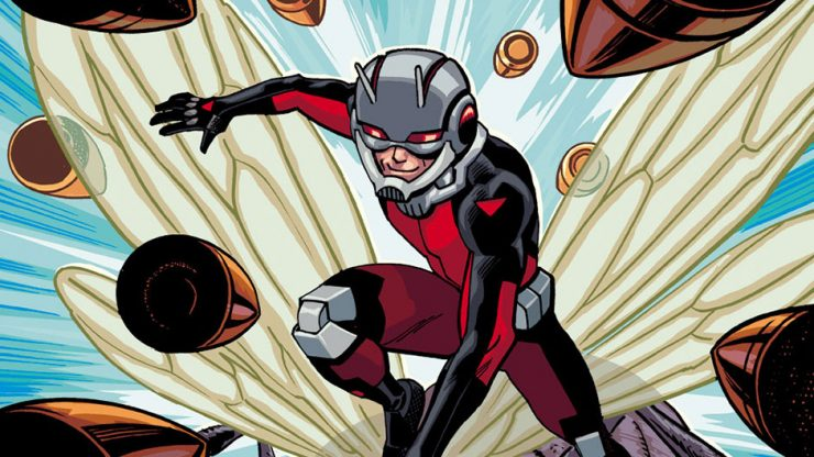 New Ant Man Film and TV News Crawls onto the Internet