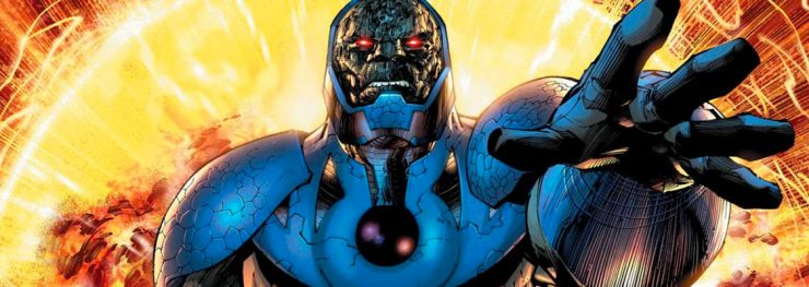 The Power of Darkseid
