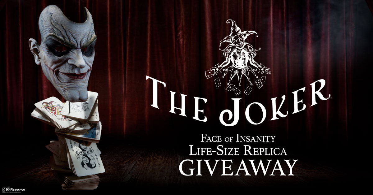 Joker Mask Contest,Sideshow Contests