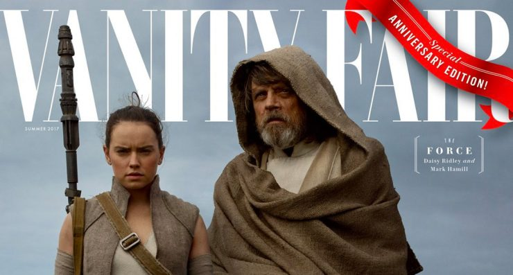 The Force is Strong with these Vanity Fair Star Wars Covers