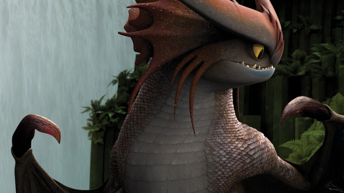 Top 10 dragons from how to train your dragon sideshow collectibles red death ccuart Gallery