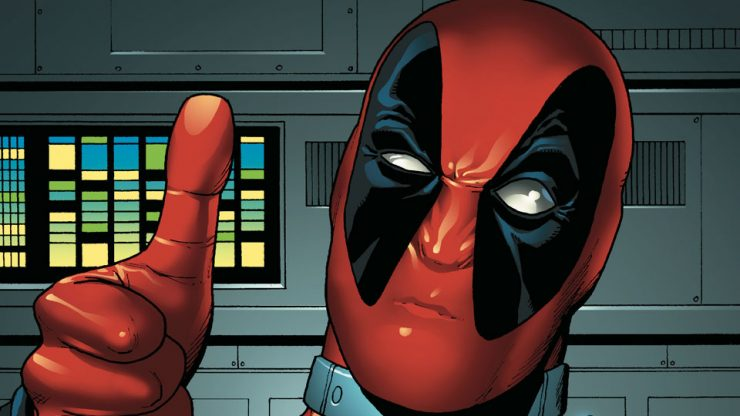 Donald Glover and FXX Team Up for New Deadpool Animated Series
