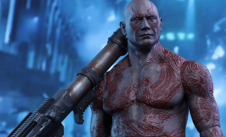 Guardians Of The Galaxy: 15 Things You Never Knew About Drax The Destroyer