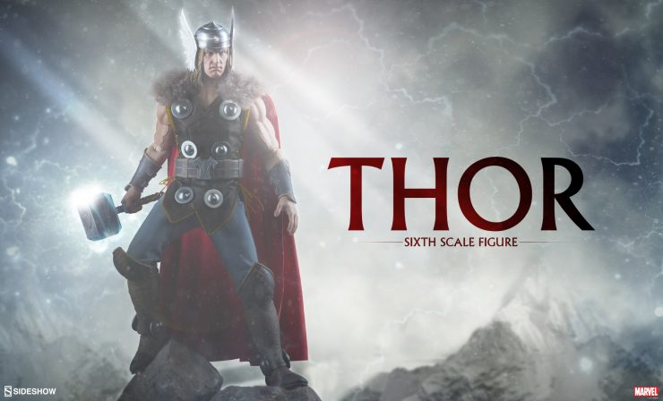Thor Sixth Scale Figure