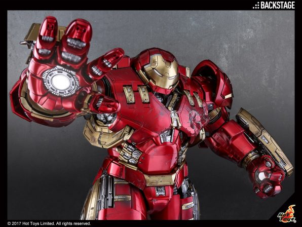 Hot Toys Hulkbuster Update- Prepare for Fall Launch
