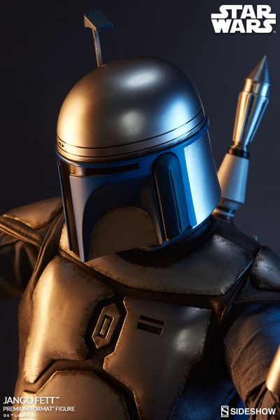 Hunt No Further for New Production Photos of the Jango Fett Premium Format Figure