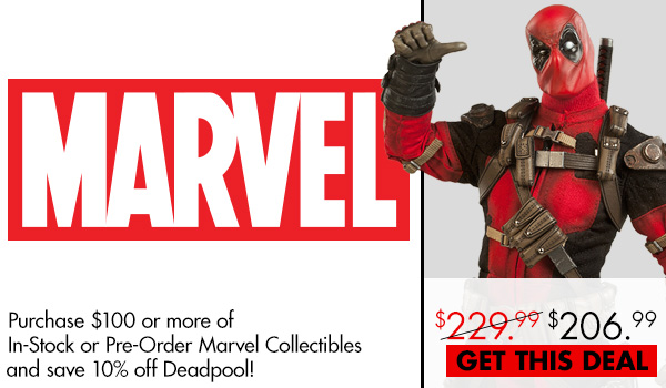 Marvel Deadpool Deal