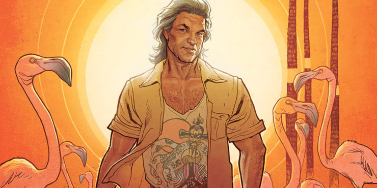 Big Trouble in Little China: Old Man Jack Series Launching In September
