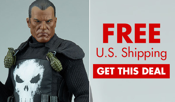 Marvel Punisher Savings