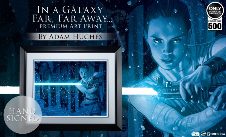 Preview These Premium Art Prints Coming to Sideshow's Online Comic-Con!