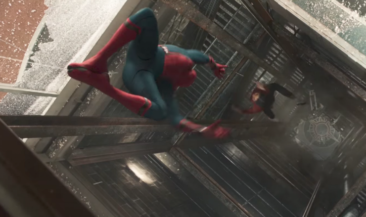 The Newest Spider-Man: Homecoming Trailer Reveals New Footage, More Jokes