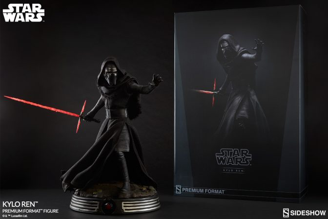What Collectors are Saying- Kylo Ren Premium Format™ Figure