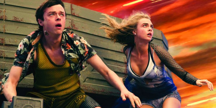 Go to Space in This New Featurette from Valerian and the City of a Thousand Planets