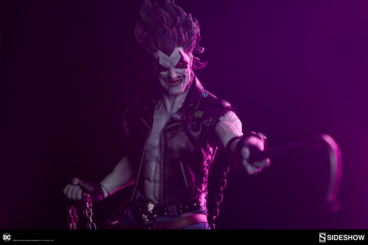 osw.zone Get the Lowdown on the Lobo Sixth Scale Figure with these New Pictures