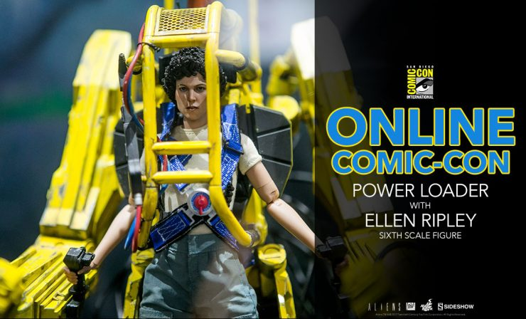 Power Loader with Ellen Ripley Sixth Scale Figure Set – Hot Toys