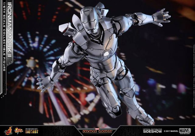 Iron Man Mark II Sixth Scale Figure – Hot Toys