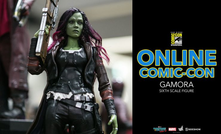 Gamora Sixth Scale Figure – Guardians of the Galaxy Vol 2 – Hot Toys
