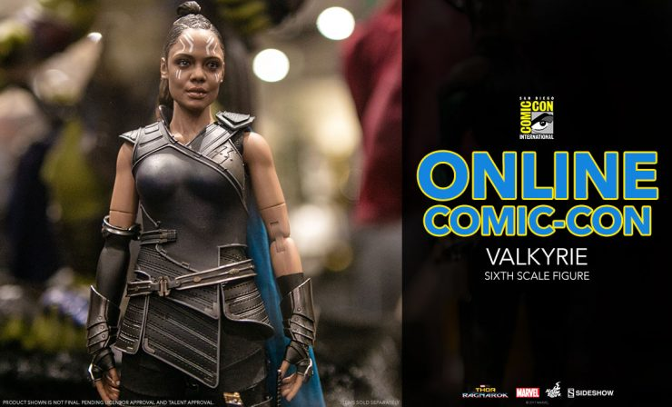 Valkyrie Sixth Scale Figure – Thor: Ragnarok – Hot Toys