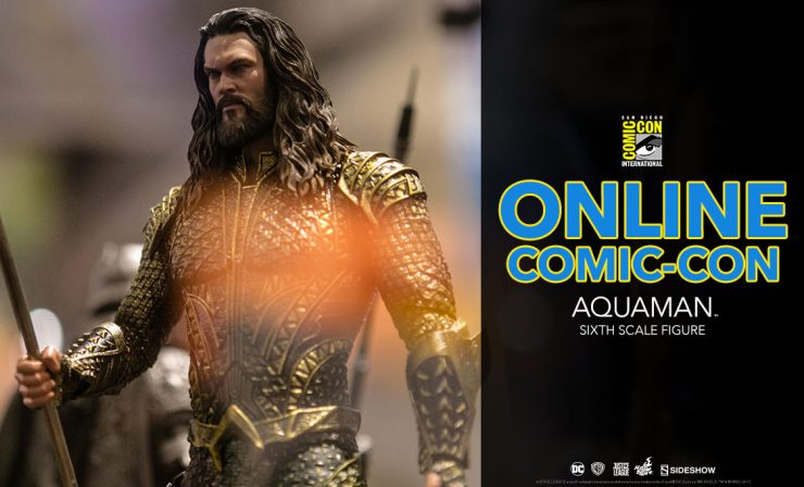 Aquaman Sixth Scale Figure – Justice League – Hot Toys