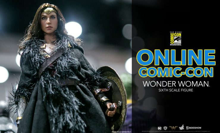 Wonder Woman Sixth Scale Figure – Wonder Woman – Hot Toys