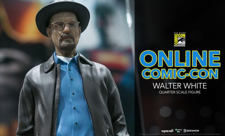 Walter White Quarter Scale Figure – Breaking Bad – Supacraft
