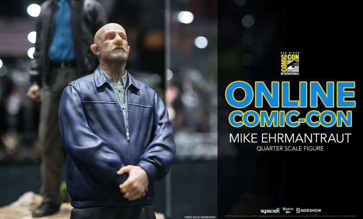 Mike Ehrmantraut Quarter Scale Figure – Breaking Bad – Supacraft