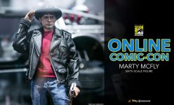 Marty McFly Sixth Scale Figure – Back to the Future Part 2 – Hot Toys