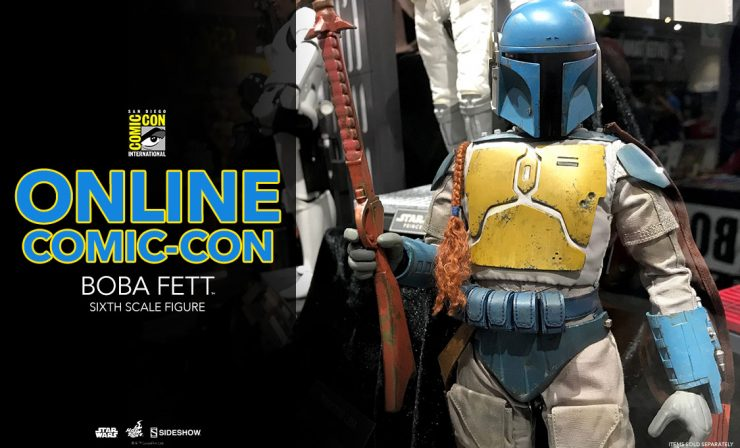 Boba Fett (Animation Version) – Sixth Scale Figure –  Hot Toys