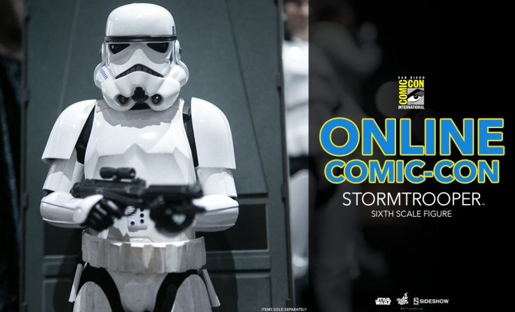 Stormtrooper – Sixth Scale Figure –  Hot Toys
