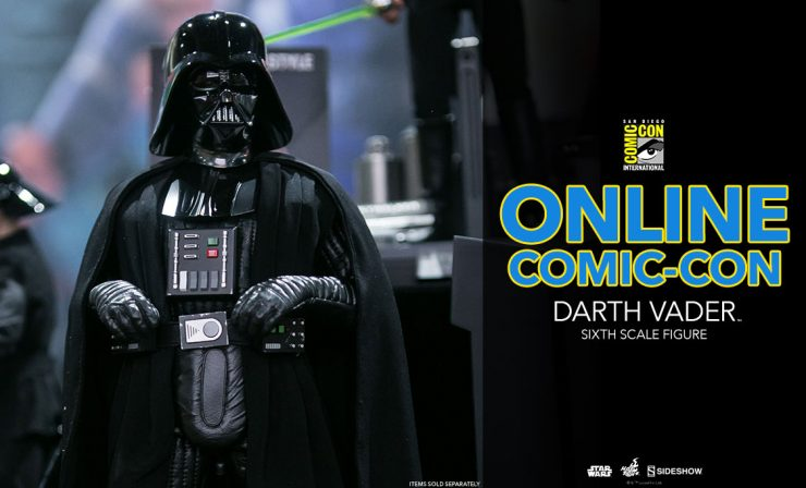 Darth Vader – Star Wars – Sixth Scale Figure –  Hot Toys