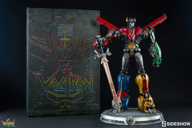 New Photos Form a Production Update for Voltron!