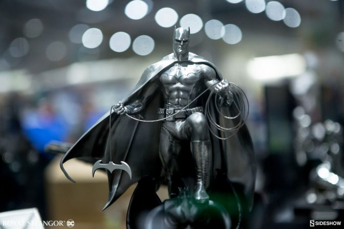 Curated Collectibles Highlights at the Sideshow Comic-Con Booth