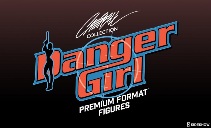 Are you Ready for Danger?  New Danger Girl Collection Incoming!
