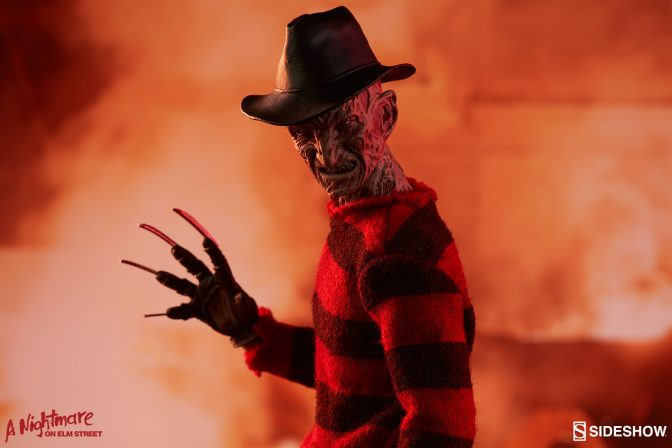 We've Dreamed up a Gruesome Gallery Update for the Freddy Krueger Sixth Scale Figure!