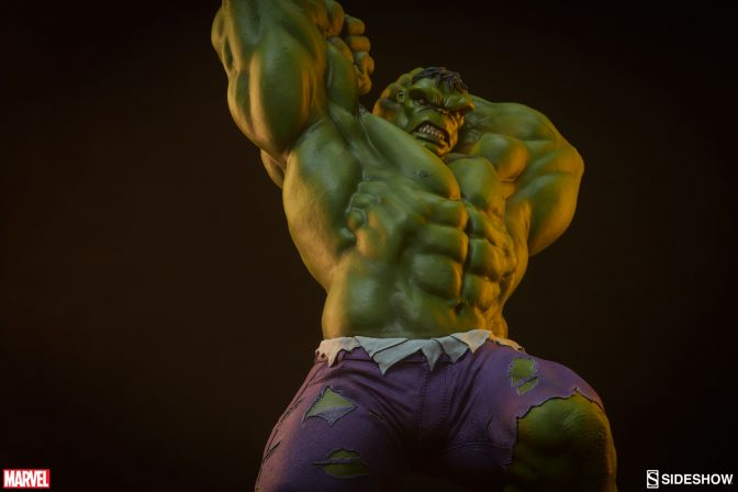 Here Comes the Hulk!  The Next Statue in the Avengers Assemble Collection