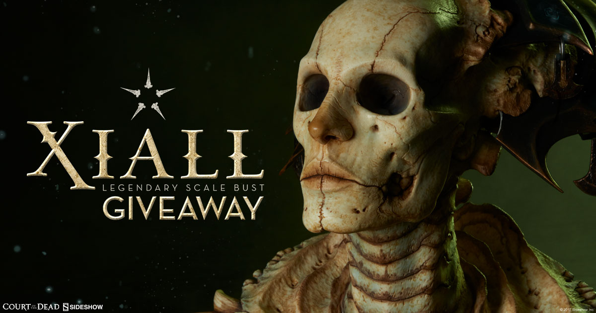 Xiall Legendary Scale™ Bust Giveaway