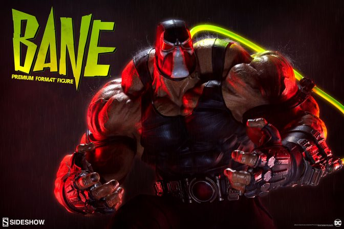 Bane Looms Large in a Powerful Production Photo Update