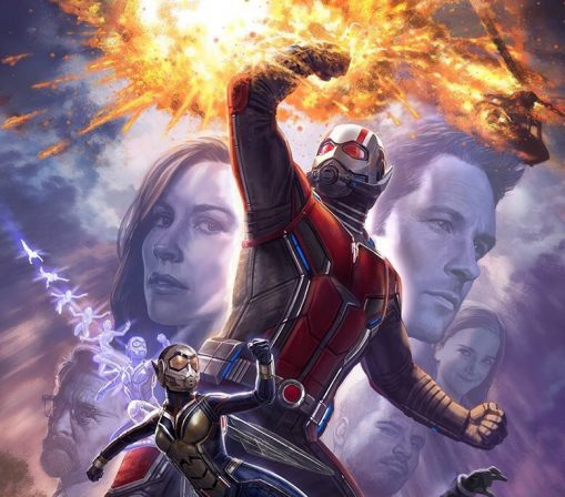 Let the Ant-icipation Begin:  Ant-Man and the Wasp Officially Begins Production!