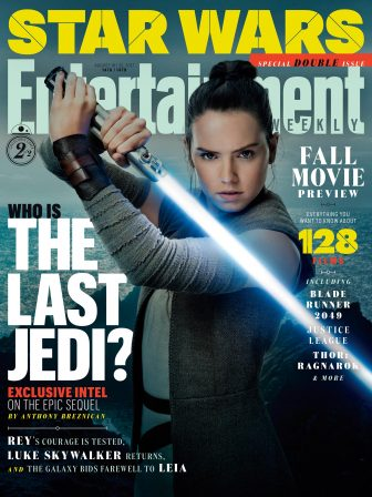 Entertainment Weekly The Last Jedi Feature