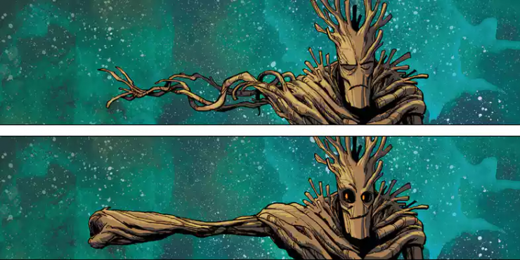 Groot Superpowers