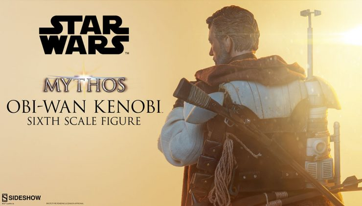 osw.zone The Meaning of Mythos – A Look at Sideshow's Unique Star Wars™ Statue Line