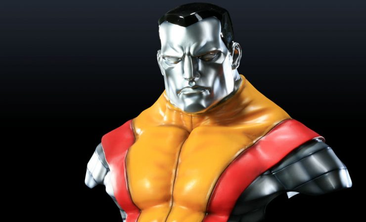 Colossus Life-Size Bust