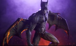 Batman Statue: Gotham City Nightmare Collection